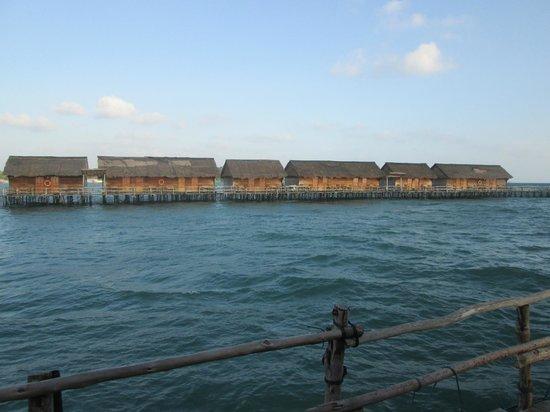 Bintan Laguna Restaurant and Resort : view