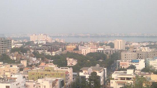 Taj Krishna Hyderabad: View from room