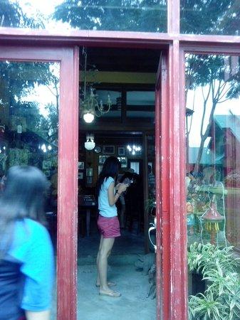 Casa San Pablo B & B: The Main Building