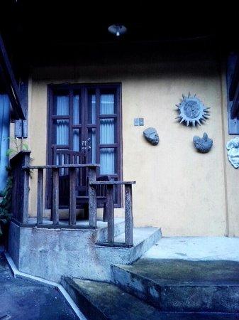 Casa San Pablo B & B: Outside