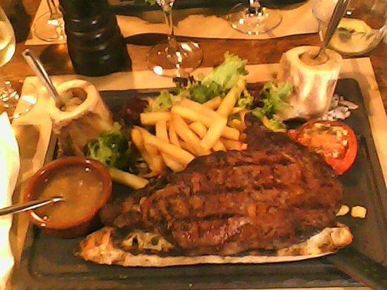 La Taverne de Tasdon : copieux !