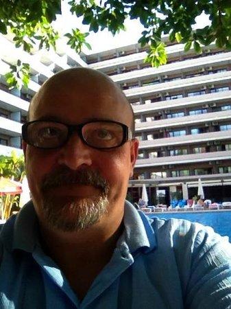 HOTEL BENILUX PARK: was heel goed hotel