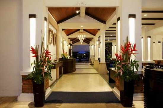 Access Resort & Villas: Lobby Entrace