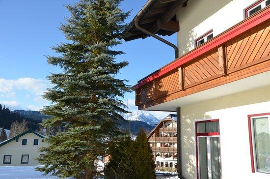 Hotel Kerschbaumer und Gasthof zur Weinstube: the outside