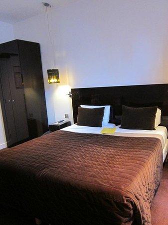 Hotel Rocroy: Double Room