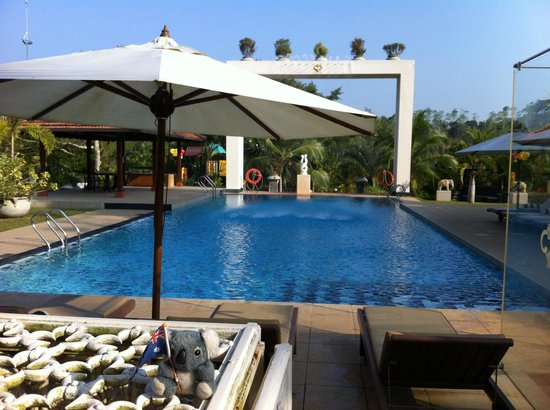 Cocoon Resort & Villas: The lovely pool