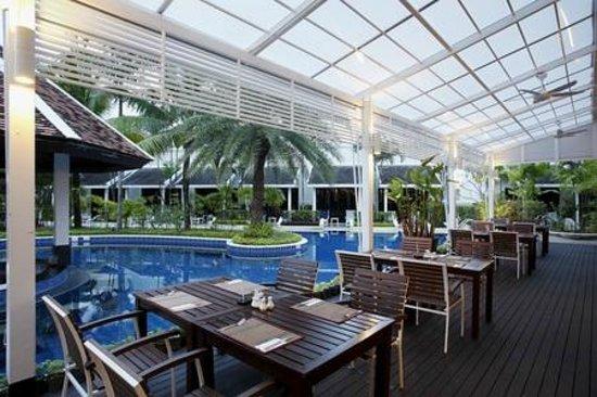 Access Resort & Villas: Pool Terrace Restaurant
