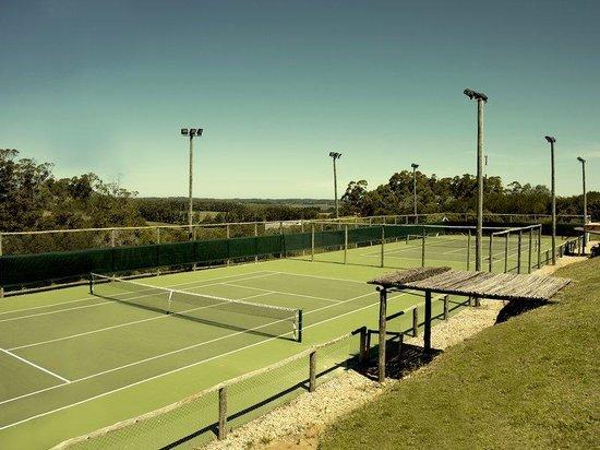 Hotel Fasano Punta del Este: Tennis Cort