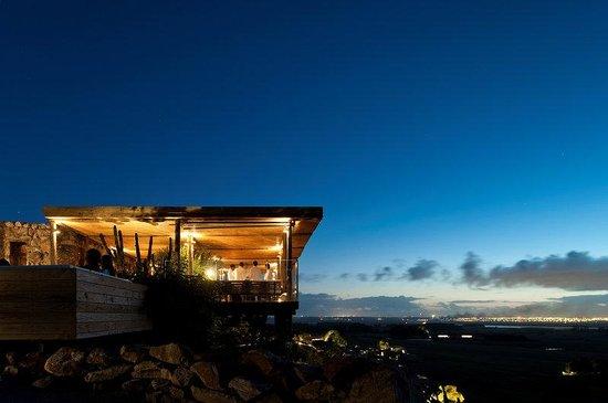 Hotel Fasano Punta del Este: Restaurante Fasano Terrace View