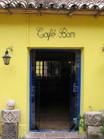 Cafe Bar de la Casa del Corregidor: Café Bar