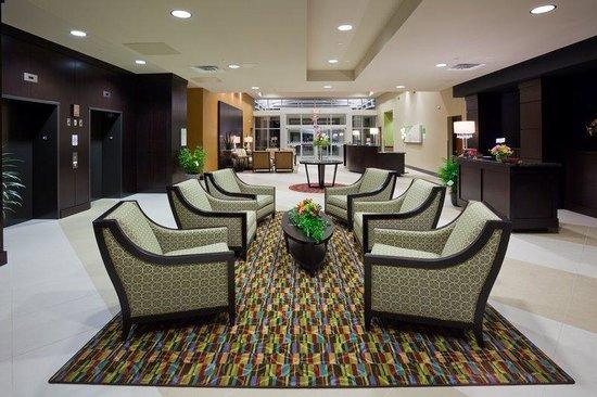 Holiday Inn Eau Claire South I-94: Hotel Lobby