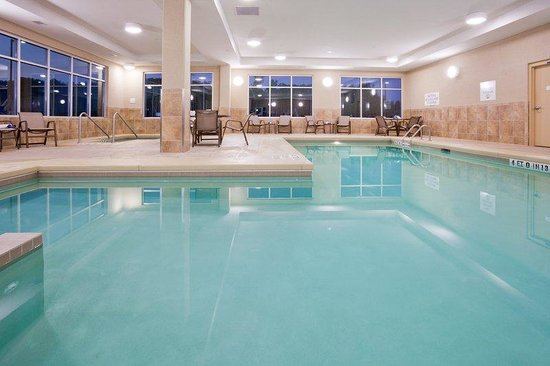 Holiday Inn Eau Claire South I-94: Swimming Pool