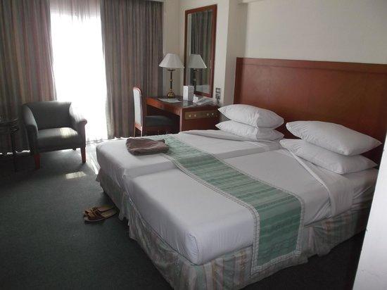 Bangkok Palace Hotel: ホテルの部屋503号室