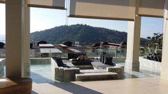 Avista Hideaway Phuket Patong, MGallery by Sofitel: View from lobby