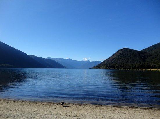 Nelson Lakes National Park: Lake Rotoroa
