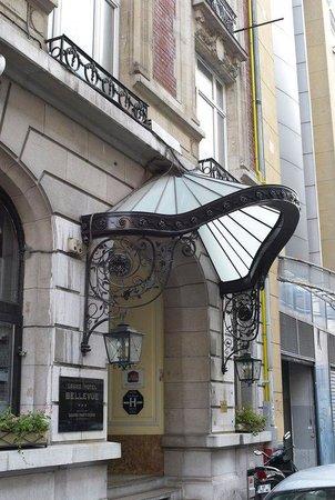Grand Hôtel Bellevue : Entry