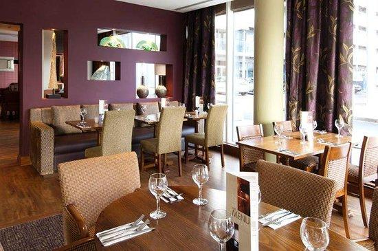 Premier Inn London Greenwich Hotel: Restaurant