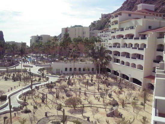 Sandos Finisterra Los Cabos: View from room of property