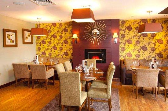 Premier Inn Rochester Hotel: Restaurant