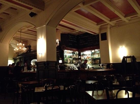 Hotel-Pension Mariandl: im cafe