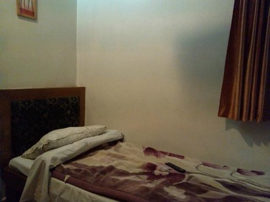Ashutosh Inn: ベット