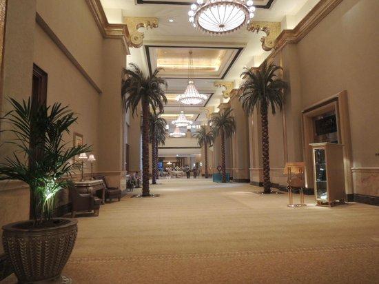 Mezzaluna: accesso ristorante nell'emirates