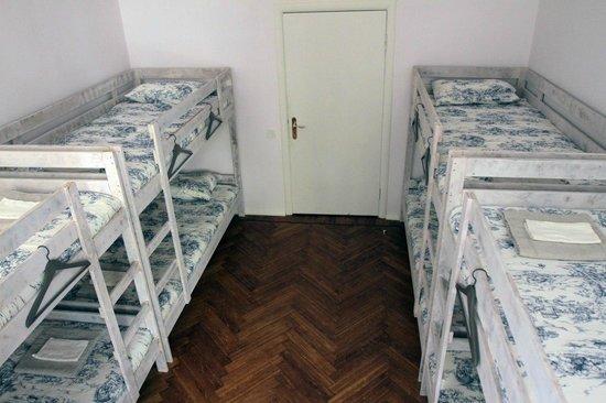 Labordage Hostel : общая комната