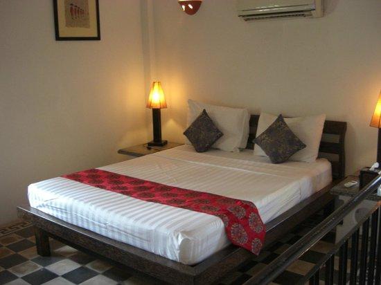 Rambutan Hotel Siem Reap: Bed