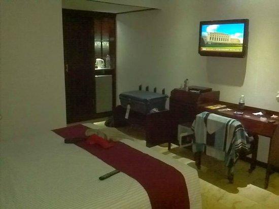 Bounty Hotel: superior room