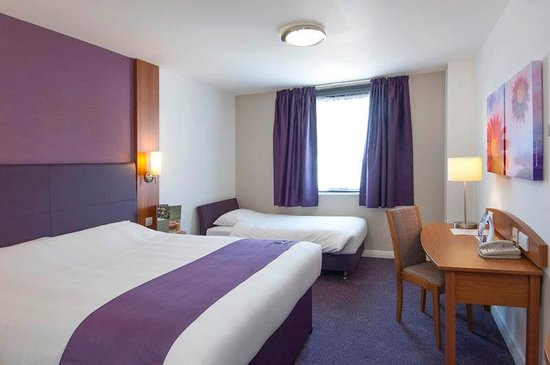 Premier Inn London Southwark (Tate Modern) Hotel: Room