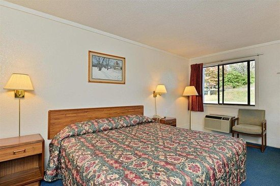 Americas Best Value Inn : King Guest Room