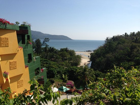 The Aspasia Phuket: View from Hotel Lobby