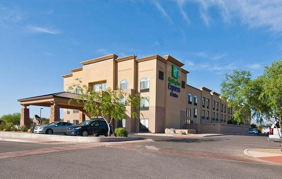 Holiday Inn Express Oro Valley - Tucson North : Exterior Feature