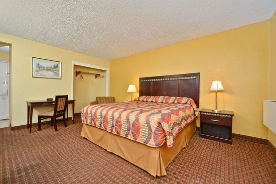 Americas Best Value Inn Kettleman City: Guest Room