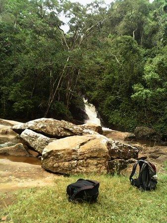 Usambara Mountains: mkuzu waterfalls by Yassin Ndogo(Kibungi)