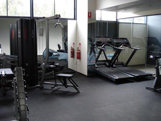 Alpha Hotel Eastern Creek: Hotel Gym