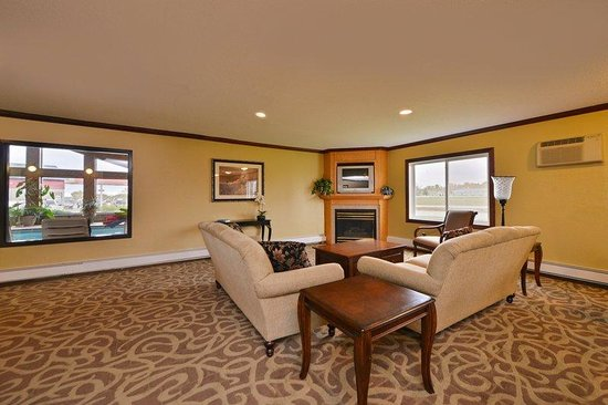 Americas Best Value Inn Glenwood: Lobby