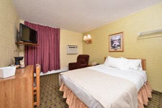 Americas Best Value Inn Glenwood: One Double Bed