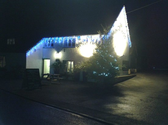 The White Hart Restaurant and bar : christmas