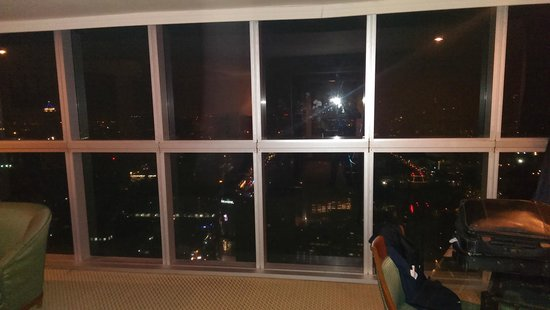 Baiyoke Sky Hotel: view from the top