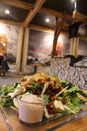 NW Raw: North Salad