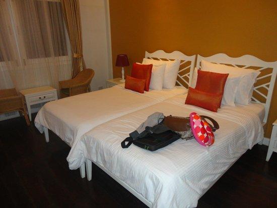 Villa Nagara: 2 beds for 1 girl,spoilt