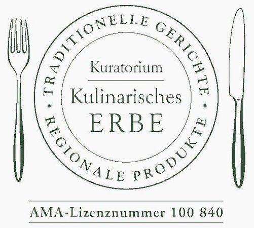 Leopoldauer Alm: AMA GAstro Siegel !
