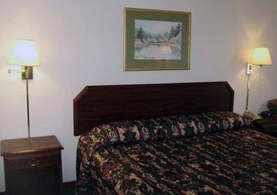 Econo Lodge Cadiz: Interior
