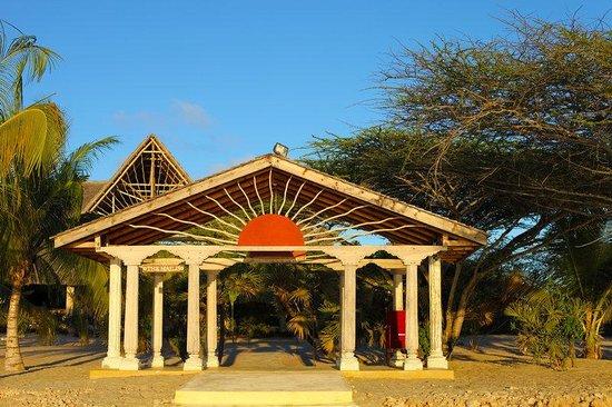 The Majlis Hotel: Entrance
