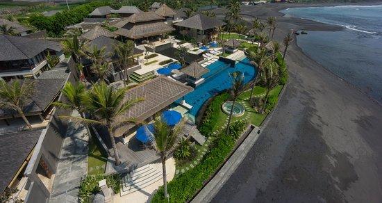 Anapuri Villas: The best 6 bedroom beachfront villa in Bali - Puri Salila