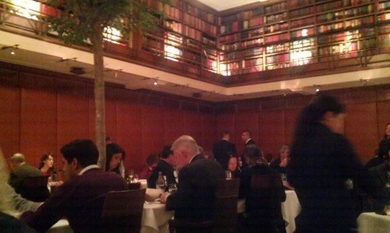 Cinnamon Club: Exceptionally good value and sublime meal.