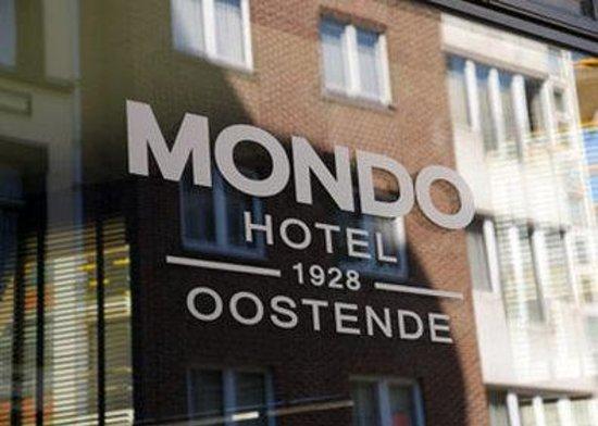 Hotel The Terrace: City Partner Hotel Mondo Oostende Ostend