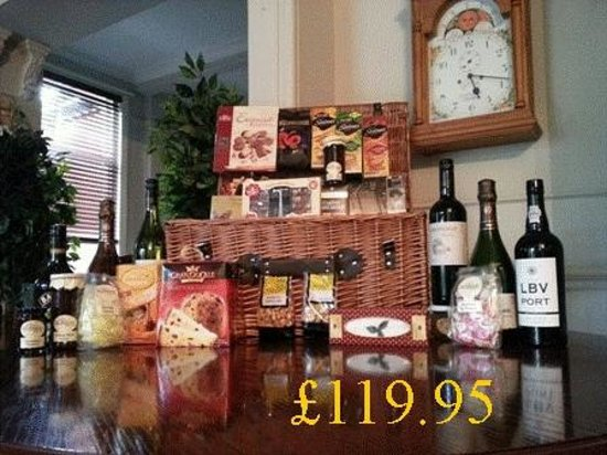 Murillos Spanish Restaurant: Our Hampers