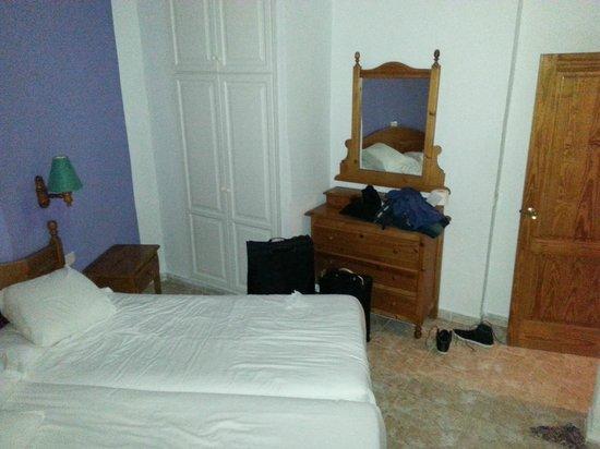 Checkin Bungalows Atlantida: Bedroom